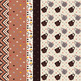 Cozy Hot Cocoa Seamless Patterns, Scrapbook Digital Paper USL