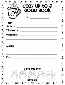good book reports