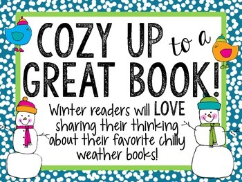 Cozy Up to a Great Book!