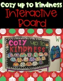 Cozy up to Kindness Ugly Sweater Bulletin Board and Writing Craft