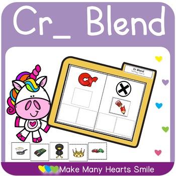 Cr Blend Sorts