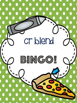 Cr Blend Bingo [10 playing cards]