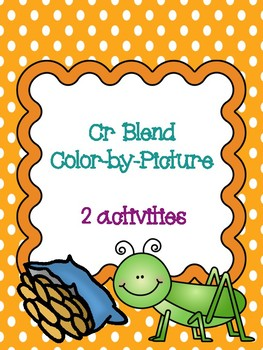 Cr Blend Color-by-Picture