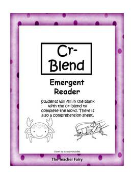 Cr - Blend Emergent Reader
