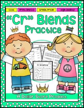Cr Blend Practice Printables