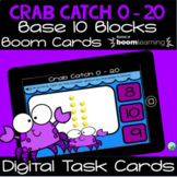 Crab Catch  - Identifying and Building Numbers from 0 - 20