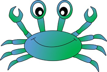 crab clipart by cliptastic teachers pay teachers rh teacherspayteachers com blue crab clipart free maryland blue crab clipart