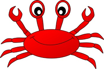 crab clipart by cliptastic teachers pay teachers rh teacherspayteachers com clip art cranium crunches clip art crab pictures
