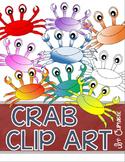 Crab Clipart