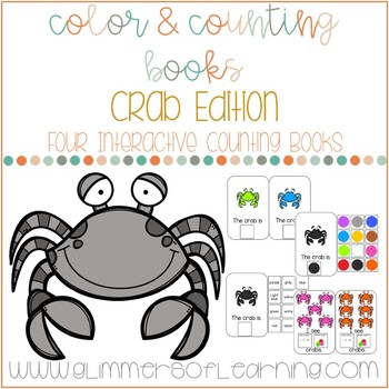 Crab Color and Counting Books