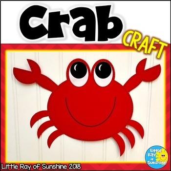 Crab Craft Ocean Beach