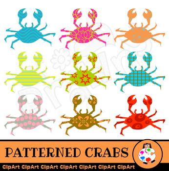 Crab Crustacean Clipart