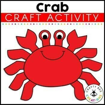Crab Cut and Paste