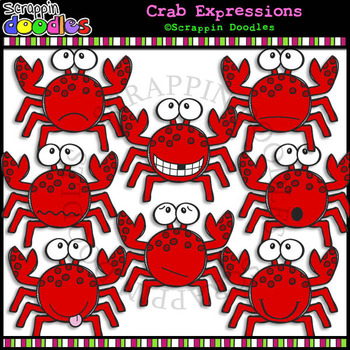 Crab Faces