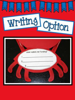 Crab Glyph