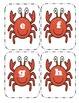 Crab Lowercase Flashcards