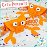 Crab Puppets