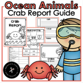 Crab Report Guide and Craft