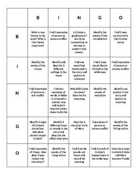 Crabbe Unit - Bingo