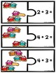 Crabby Addition and Subtraction Puzzles