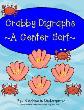 Crabby Digraphs ~ A Center Sort