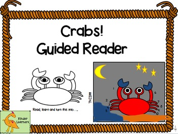 Crabs!  Guided Reader