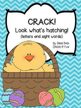 Crack!!!  Look What's Hatching!