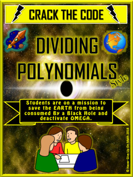 Crack The Code: Dividing Polynomials Style