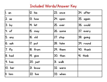 Crack The Code First Grade Sight Words: Use Initial Sounds to Crack The Code!