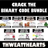 Crack the Binary Code Bundle