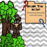 Crack the Case Inferential Questions with QR Codes