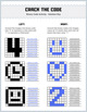 Crack the Code - Binary Code Puzzle Activity