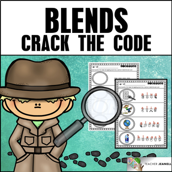 Blends Crack the Code