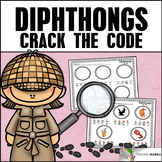 Diphthongs Worksheets Crack the Code