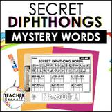 Diphthongs Worksheets Crack the Code