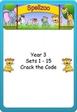 Crack the Code Grade/Year 3 Term 1 Spelling
