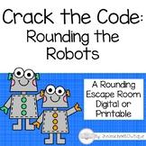 Crack the Code: Round the Robots