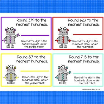 Crack the Code: Round the Robots