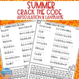 Crack the Code: Summer Edition