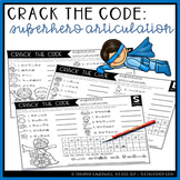 Superhero Articulation: Crack the Code