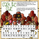 Crack the Code Thanksgiving Addition Game
