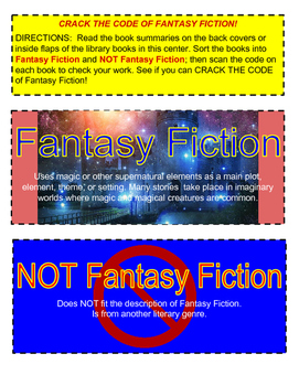 Crack the Code of Fantasy Fiction!