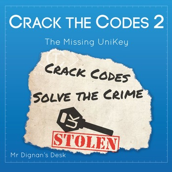 Crack the Codes 2 - The Missing UniKey