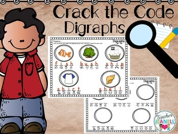 Digraphs Crack the Code