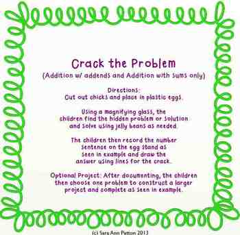 Crack the Problem