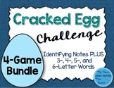 Cracked Egg Challenge: Treble Clef 4-Game Bundle