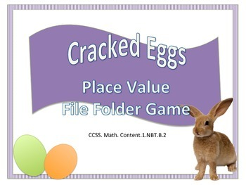 Cracked Egg Place Value
