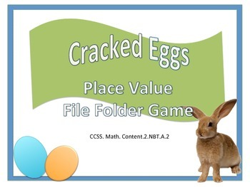 Cracked Egg Place Value Grade 2