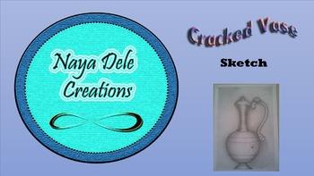 Cracked vase / Sketch