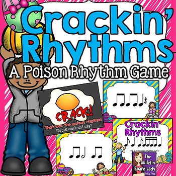 Crackin' Rhythms - A Poison Rhythm Game
